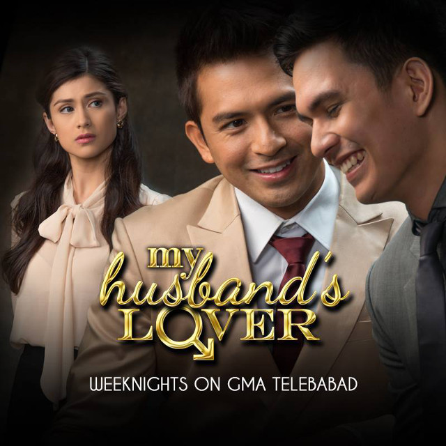 MY HUSBAND'S LOVER. Is the Philippines ready for this kind of television? Photo from the My Husband's Lover Facebook page
