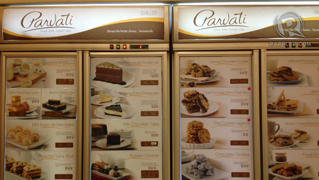 DESSERTS, DESSERTS. Craving for cake or dealing with a very bad sugar craving? You'll find your fix here.