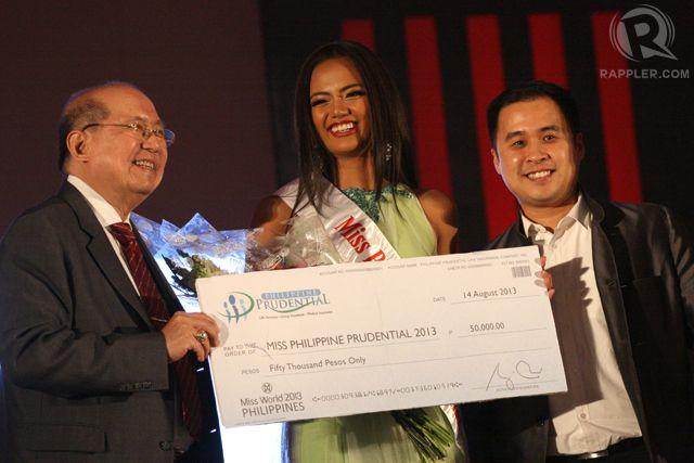 #22 Patricia Ejercitado - Miss Prudential Life