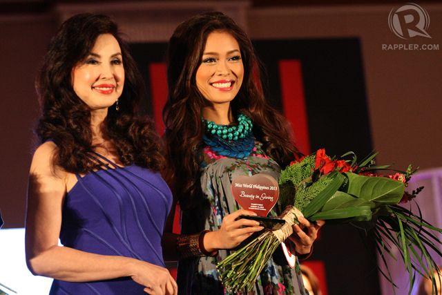 #6 Karla Patricia Alas - Miss World Heart