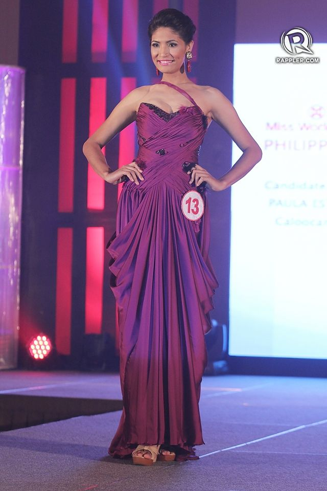 #13, Paula Estenso