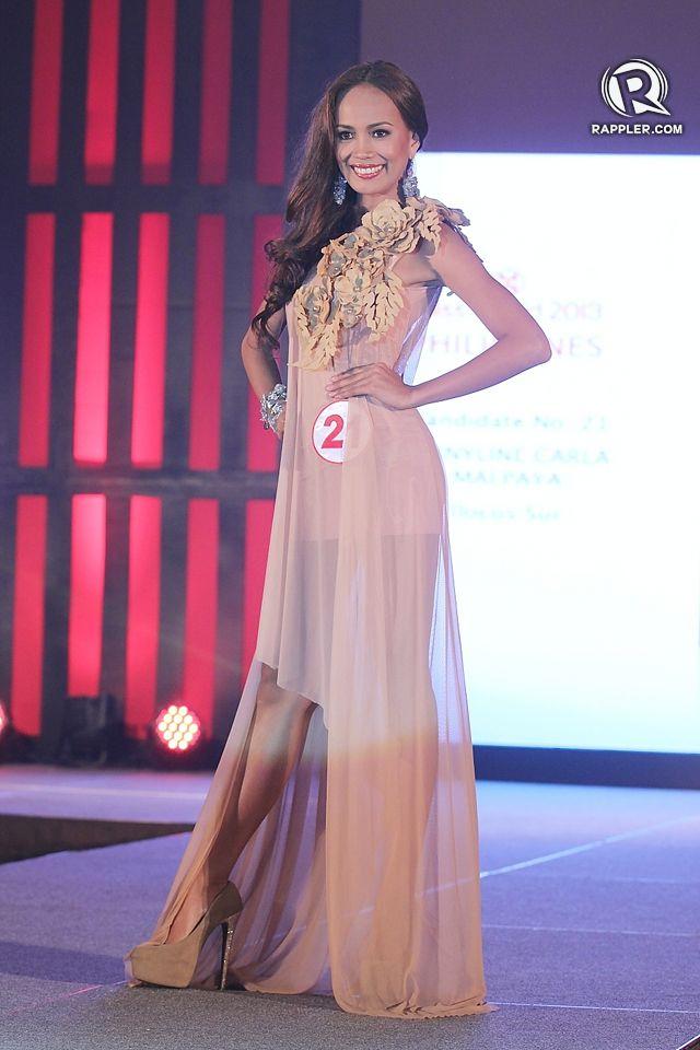 #21, Jennyline Carla Malpaya