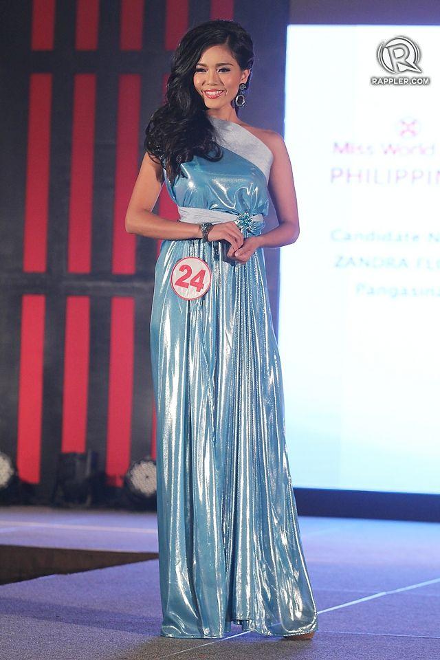 #24, Zandra Flores