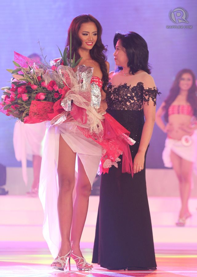 Miss Novuhair: #22, Patricia Ejercitado