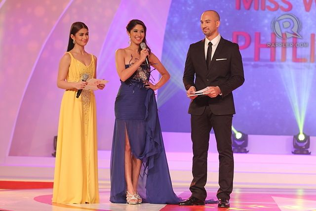 #5, Zahra Saldua answers the Top 5 question: 'Why do you want to be Miss World Philippines?'