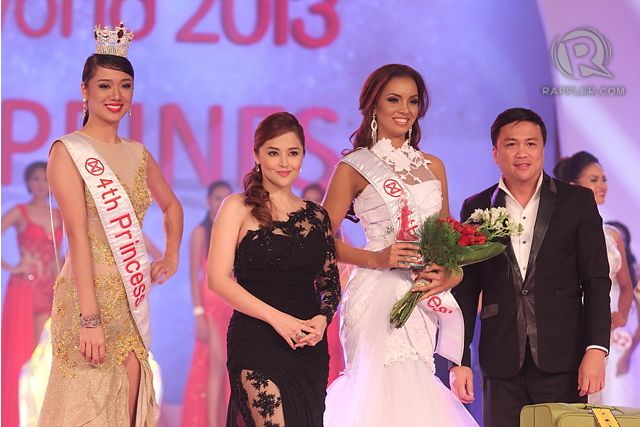 Miss World Philippines 2013 4th Princess: #18, Omarie Linn Osuna