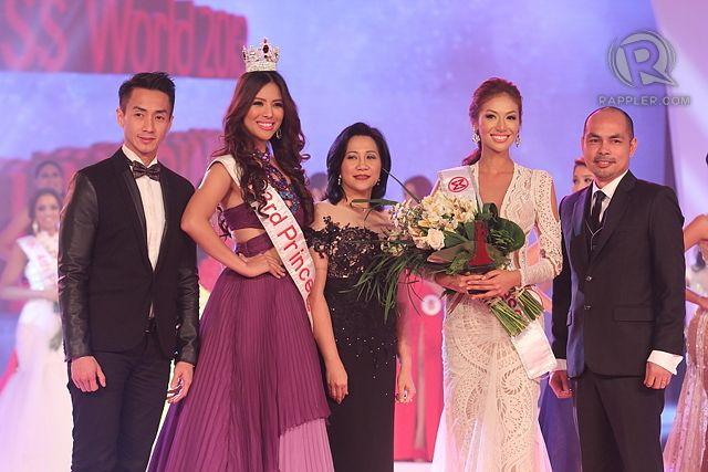 Miss World Philippines 2013 3rd Princess: #19, Bianca Paz