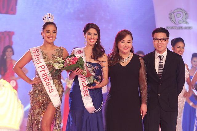 Miss World Philippines 2013 2nd Princess: #5, Zahra Saldua