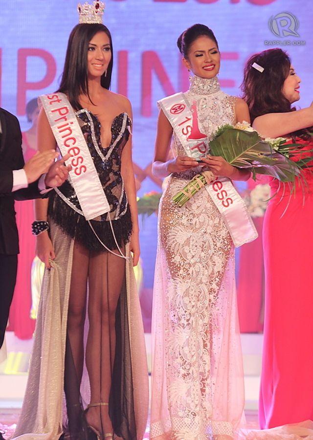 Miss World Philippines 2013 1st Princess: #10, Janicel Lubina