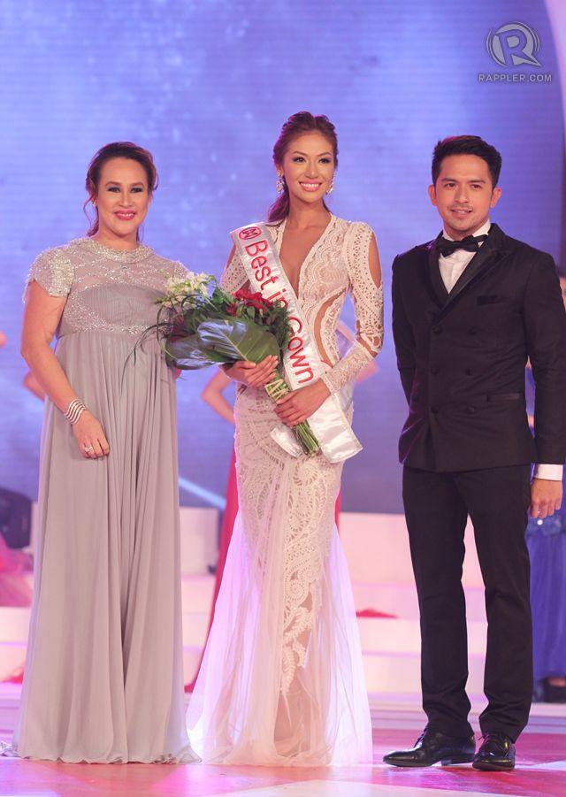 Best in Gown: #19, Bianca Paz