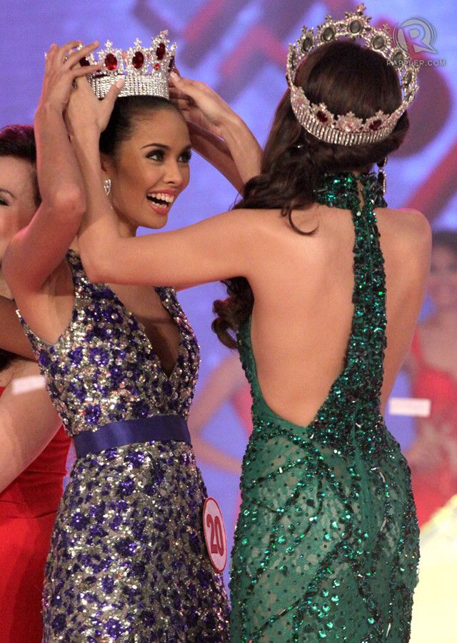 NO 'BRATTINELLA.' Megan Young sought no special treatment during the pageant despite her celebrity status
