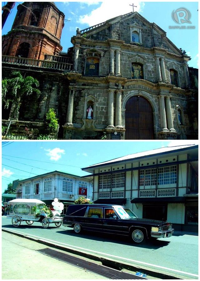 OLD-WORLD CHARM. Pila is a heritage town with a century-old church and well-preserved houses. Photo by Paula Antonneth O