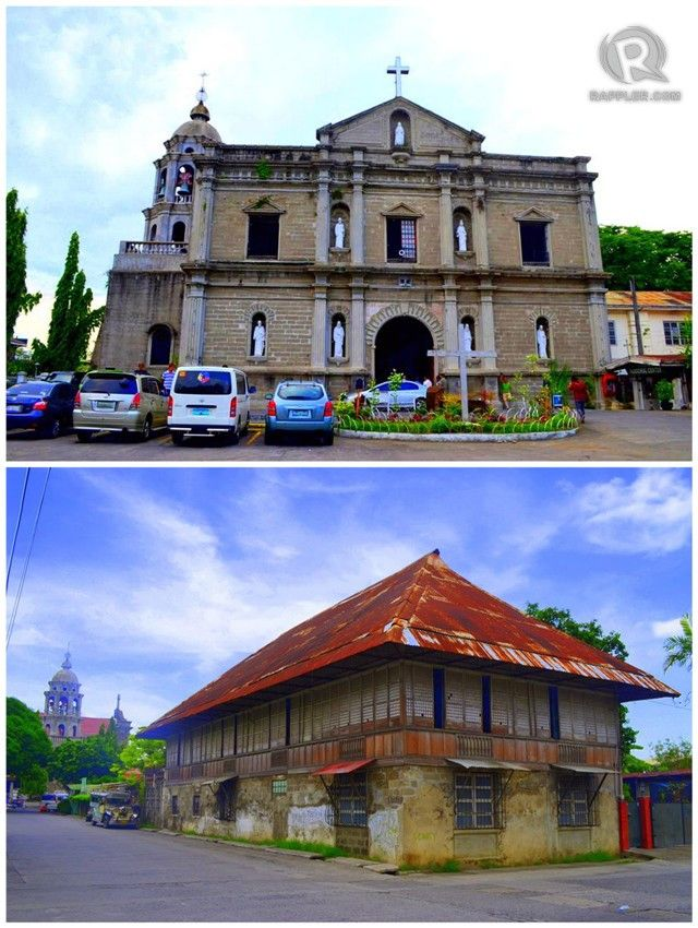 MORE HERITAGE. Even urbanized Sta Rosa has history worth seeing. Photo by Paula Antonneth O