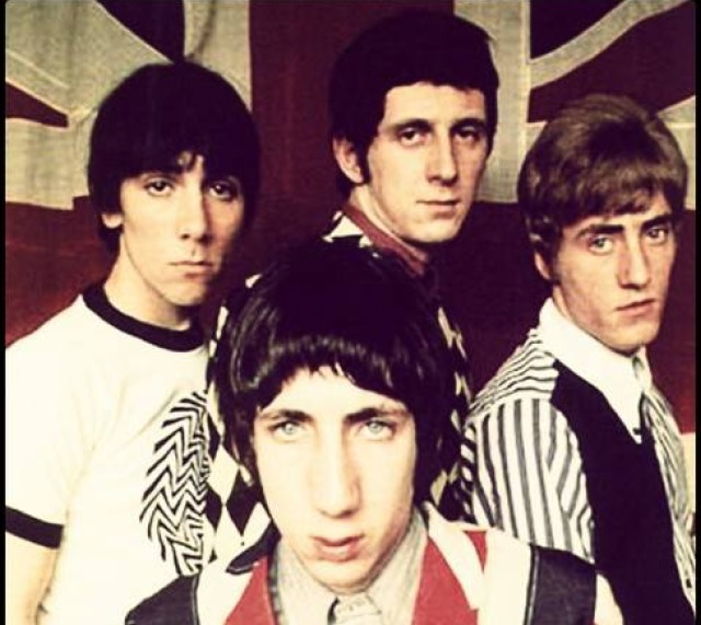 'UNTIL WE DROP'. The band, whose members are approaching their 70s will stage their last big tour. Photo from The Who Facebook