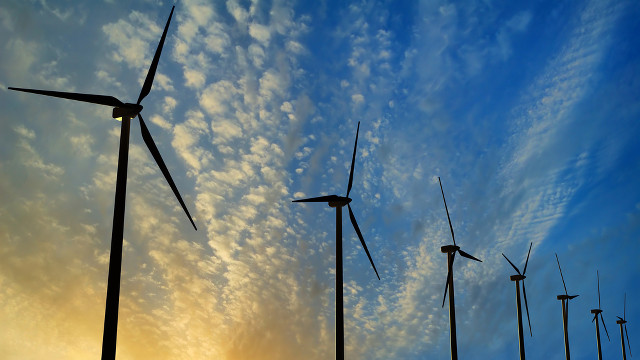 GREEN ENERGY. Renewable energy like wind power cause zero air pollution unlike fossil fuel energy like coal, oil and natural gas