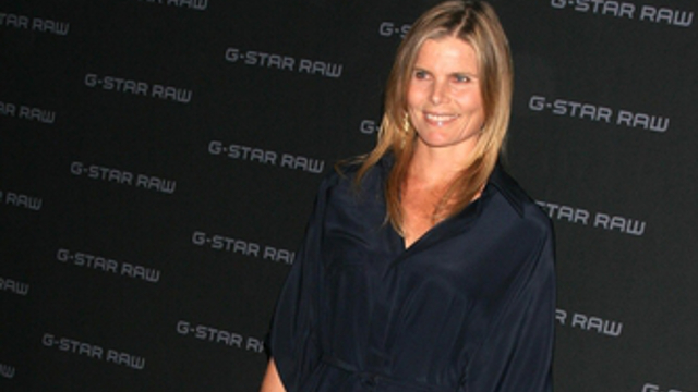 DARK SIDE. Mariel Hemingway reiterates the gravity and effects of addiction