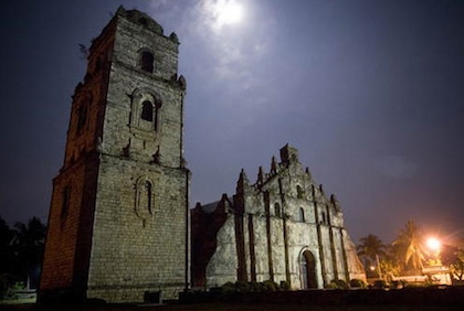 San Agustin Church in Paoay, Ilocos Norte. Photo by UNESCO-WHS