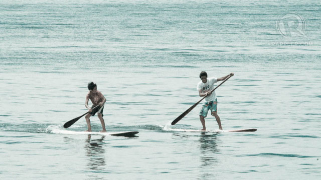 TIME TO GET STOKED. Surfing in Ayoke Island this July is something worth catching! Photo by Arvin Escatron
