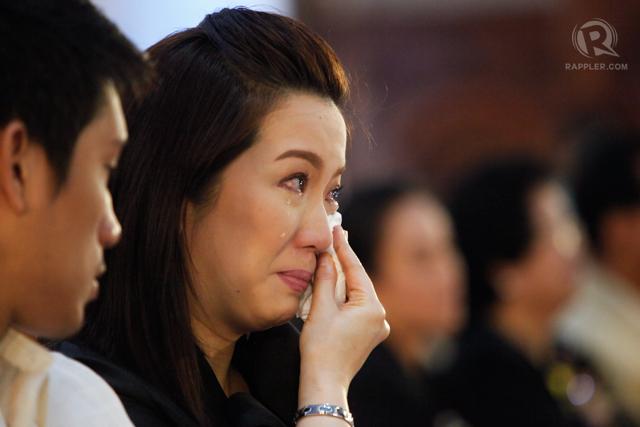 IN BETTER TIMES. Kris Aquino and James Yap in 2009. File photo Rappler/John Javellana