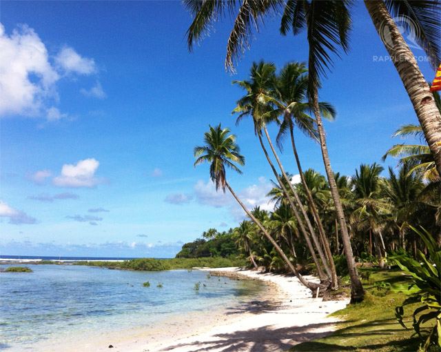 TRULY A SURFER'S PARADISE. 'I would love to go back to Siargao as often as I possibly can!' Photo from Elaine Abonal