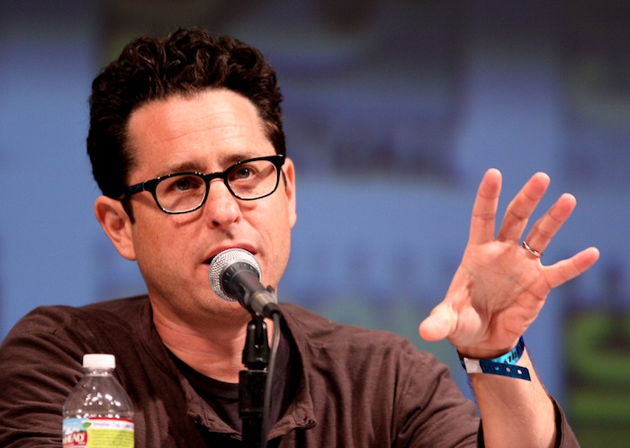 NEW 'STAR WARS' DIRECTOR. J. J. Abrams at the 2010 Comic Con in San Diego, California, 22 July 2010. Photo by Gage Skidmore / via Wikipedia.