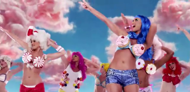 'SUMMERTIME IS EVERYDAY' but this get-up on a young girl is not okay. Screen grab from YouTube