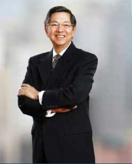 Manuel Lopez. Photo from Meralco's 2010 Annual Report