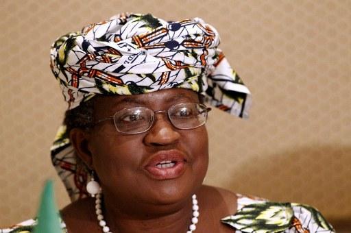 NGOZI OKONZO-IWEALA. The developing world's nominee.