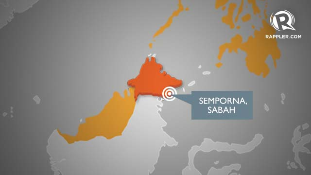 SEMPORNA CLASH. A gun battle on Saturday night in Semporna dramatically increased tensions and raised the overall toll of reported dead to at least 18 Filipinos and 8 Malaysian policemen. Infographic by Teddy Pavon
