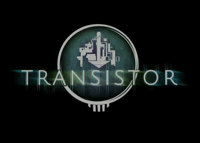 TRANSISTOR. Supergiant Games' Transistor is coming to PlayStation. Screen shot from E3 livestream