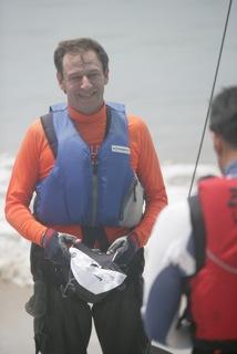 FOREVER CHANGED. Laurent Lamasuta, GM of El Nido Resorts (Ten Knots Corporation)