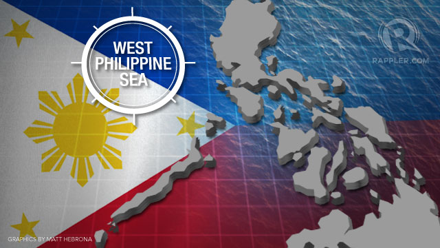 'WEST PH SEA' The Philippines renamed its territories claimed in the South China Sea and its 200-nautical-mile EEZ as u0022West Philippine Sea' in September 2012