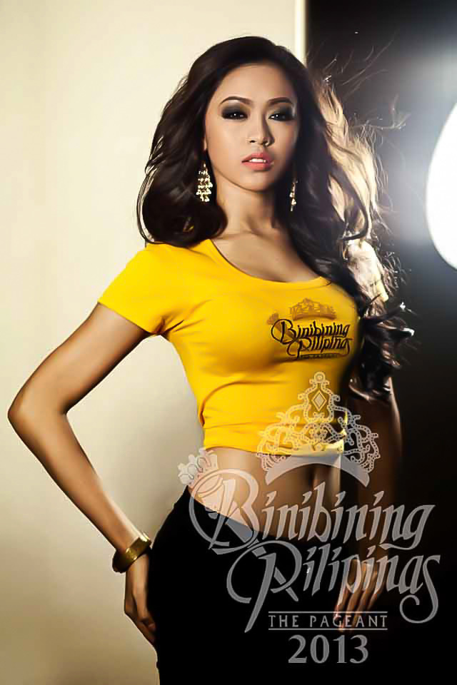 BINIBINI 40, JAN HELEN VILLANUEVA. Jan has been joining pageants since she was 16. Photo courtesy of Araneta Center Marketing