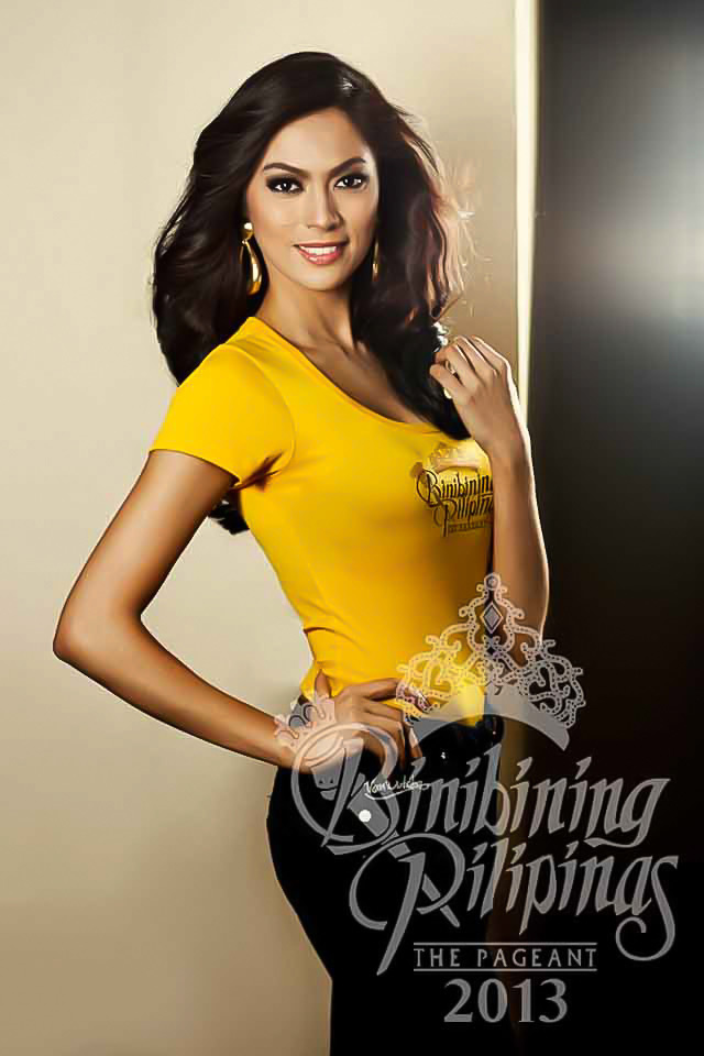 BINIBINI 41, ARIELLA ARIDA. Excelling in modeling, academics, and sports, Ariella is a mix of beauty, brains, and brawn. Photo courtesy of Araneta Center Marketing