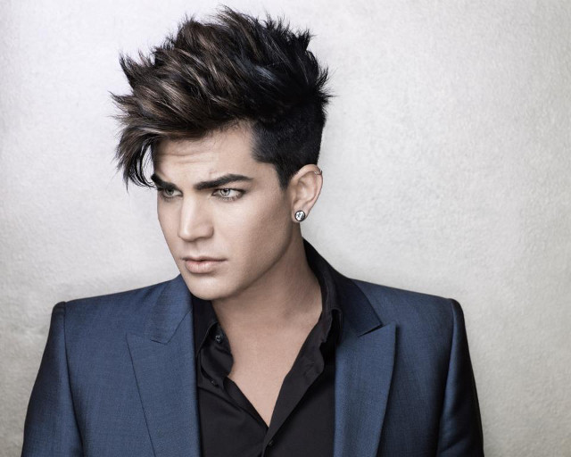 THAT'S HIS OPINION. 'OPINIONS!!! We all got em! Keep Calm and Discuss! :)' Adam Lambert tweeted on December 31. Photo from the singer's Facebook page