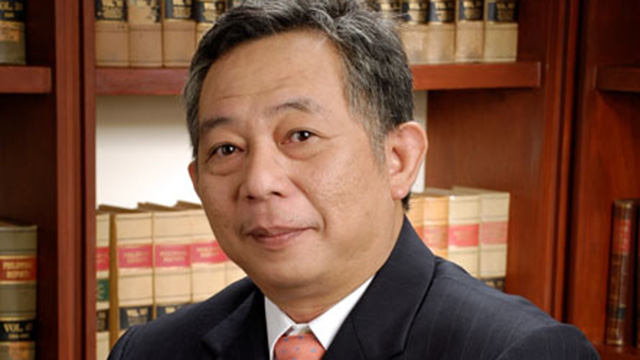 174TH ASSOCIATE JUSTICE. Alfredo Benjamin Caguioa is appointed Associate Justice of the Supreme Court. Photo from Caguioa u0026 Gatmaytan law office