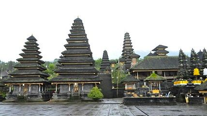 BESAKIH IS THE MOTHER Temple and the most important of all temples in Bali