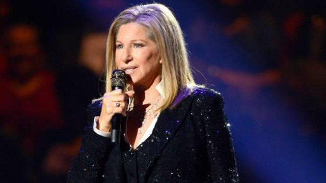 STAR POWER. Barbra Streisand returns to the Oscars. Photo from the Barbra Streisand Facebook page