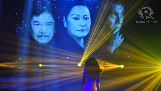 Toni Gonzaga's tribute to Celso Ad Castillo, Marilou Diaz-Abaya, and Mario o' Hara