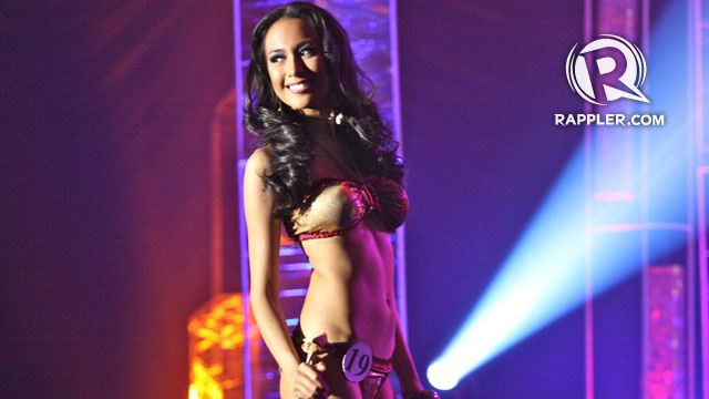BEST BODS. Binibini 19 Hannah Ruth Sison has reason to be proud of her body