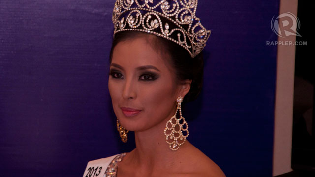 MISS SUPRANATIONAL. Ever since the start of the pageant, Mutya Datul was a top pick based on the crowd's loud support for her