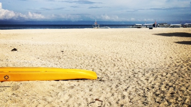 BANGON, BOHOL. The more tourists there are, the faster Boholanos will recover.