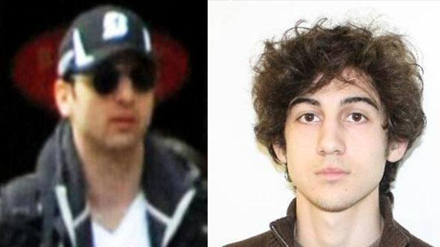 26-year-old Tamerlan and 19-year-old Dzhokhar Tsarnaev