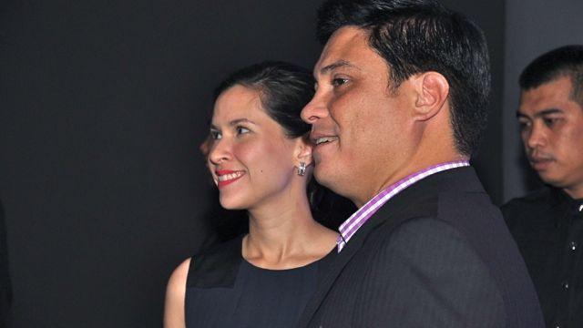 MIGUEL AND AUDREY ZUBIRI