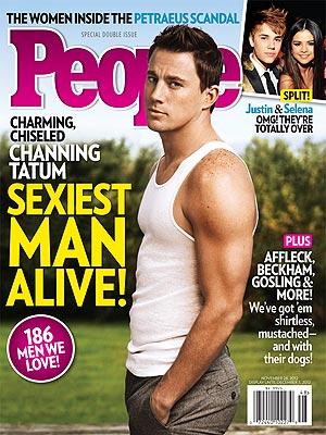 Courtesy of People magazine