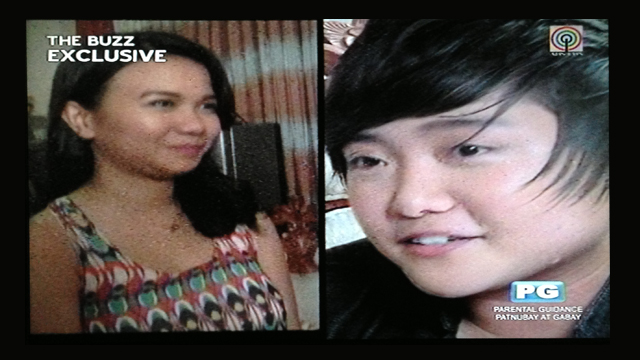 INSPIRATION. 'She's a very special person,' says Charice of Alyssa Quijano