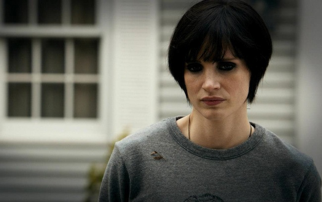 Jessica Chastain in a scene from the movie u0022Mama.u0022 Photo courtesy of the movie's official Facebook page.