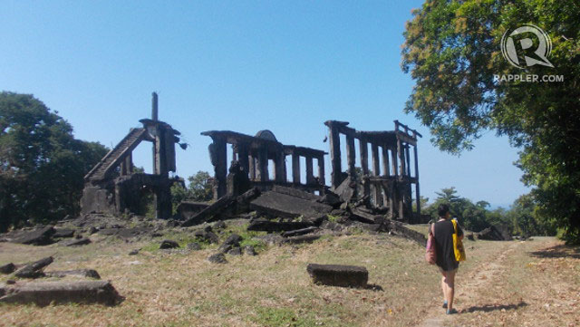 Fascinated with ruins? Visit Corregidor.