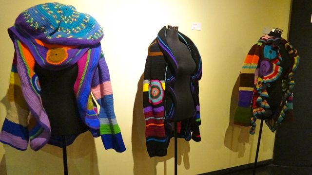 THE BOLDNESS IN ONG's wearable art is partly inspired by the Talaandig tribe