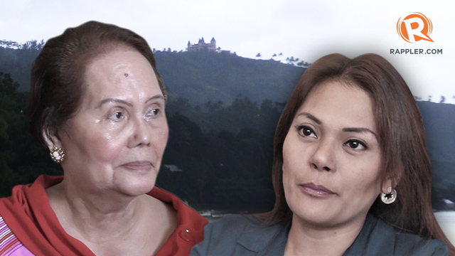 DAUGHTER VS MOTHER. For the first time, the Ecleos' grip on power has been shaken, their political rule wounded by one of their own.  Vice Governor Jade Ecleo attempts to seize power from her mother, Gov Glenda Ecleo